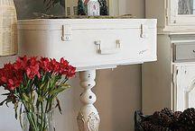 Vintage furniture & decor