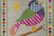 Needlepoint/Canvas Work Freebies