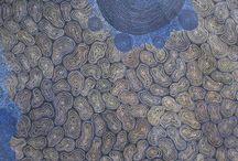 arte ancestral..rupestre..aborigen..