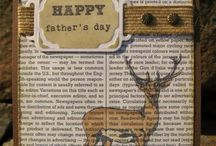 Paper Crafts - Male Cards / by Candes Spencer