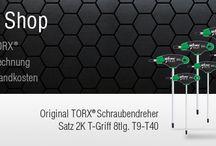 Torx Produkte / TORX® das Original  begeistert Handwerker und Heimwerker seit 1991. Mit TORX® Schlüsseln sind hohe Drehmomente übertragbar. Durch eine Kombination von hochwertigen Materialien, einer toleranzarmen Fertigung und herausragenden Kundenservice bieten wir Ihnen ein Werkzeug, das Ihnen langfristig Freude bereiten wird.