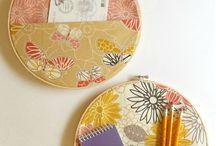 Embroidery hoops diy