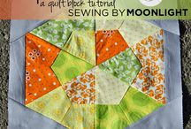 Quilt block tutorials I need to know / by Virginia Worden