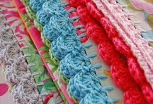 knitting & crocheting / by Sarah Case