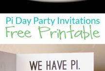 Pi Day Party! / by Anna Butler