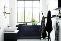 Black&White Bathroom