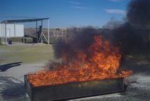 Prácticas Extinción de Incendios