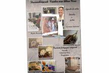 Aulas de pintura / Atividades desenvolvidas em aulas de criatividade.