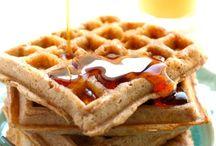 waffles vegan