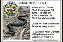 Repelente cobras
