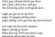 Song Lyricks