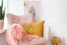 Decoration   Blush & Gelb