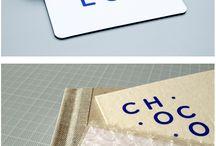 Identity / Design for brand identity.