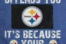steelers ma dude / not from pittsburgh but man do i love the steelers