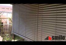 Storuri cu lamele de 80 mm | Smilo Holding