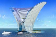 Amazing Architecture / by Lara Keller