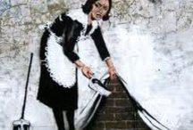 my favorite graffiti artist / by Brad Lakes