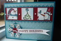 Christmas Cards / by Judy Duncan