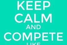 Just. Keep. Calm / Gymnastics keep calm and carry on.  Love it