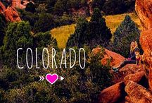 Denver & Colorado Living / Information and tips to Colorado National Parks & Landmarks. Travel guides for everything Colorado has to offer year around #travelguides #colorado #nationalparks #travelguides
