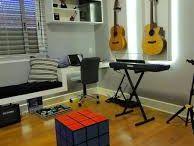 Studio at home