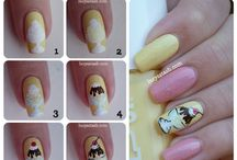 Nails! / by Danielle Pfortmiller