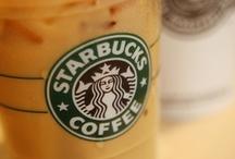 Mmmmm Starbucks coffee