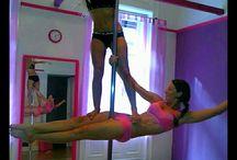 professional pole dance studió / poledance