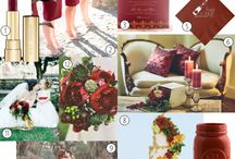 2015 wedding trends / Color and styling trends