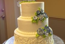 Wedding Cakes / Beautiful designs of wedding cakes for that special day.