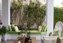 Outdoor Living Ideas / Ideas and inspiration for outdoor living