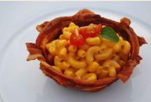culinária criativa / receitas e pratos criativos