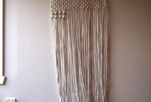 Macrame / As if I'm not bringing macrame back!!