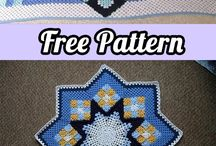 Community of Crochet Addicts | Free Patterns | Tips | Tutorials | DIY / Join this crochet community as well and share your work, patterns and ideas. Send an email to thaissantoscroche@gmail.com and join this board or send me a private message.