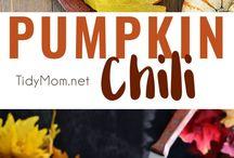 Inspiring Fall-Themed Recipes