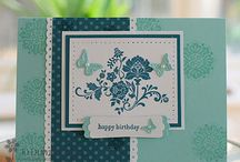 1 Retired SU! Ideas / by Joanna's Country Crafts