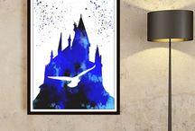 Harry Potter Art Ideas