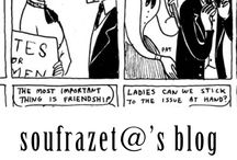 my project / under the name soufrazeta,same as my blog, my first book