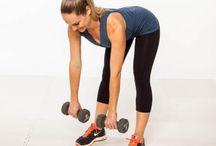 Knee friendly exercise