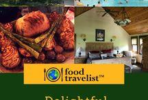 Food Travel Destinations