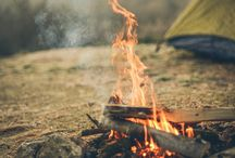 for happy campers / Inspiration for family camping adventures / by Heather Young