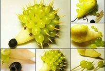 fruit/vegetable animals