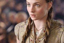 Les plus belles coiffures de Game of Thrones
