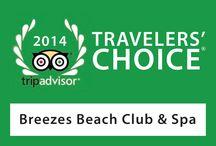 Awards / by Breezes Beach Club and Spa Zanzibar