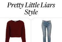 Pretty little liars polyvore