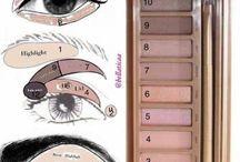 Beautifull Make-Up / Maquillage