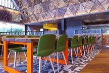 Restaurant Projects / Tiles we have supplied to restaurant projects
