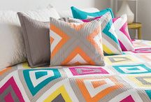 Beautiful quilts☆