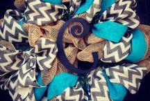 Wreaths / by Ashley Mires