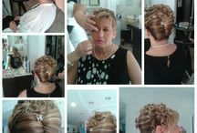 .creazioni di Rosalba Lucá / Acconciature parrucchieri lucà collegno centro degradè via ferrucci 5 - 011/4156374